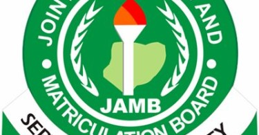 Joint Admission and Matriculation Board, JAMB